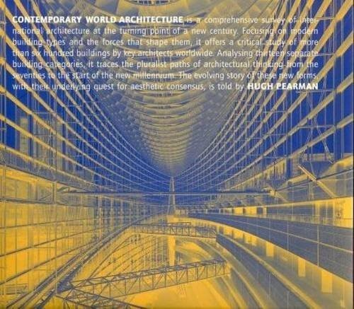 Contemporary World Architecture по 2 618.00 руб от изд. Phaidon