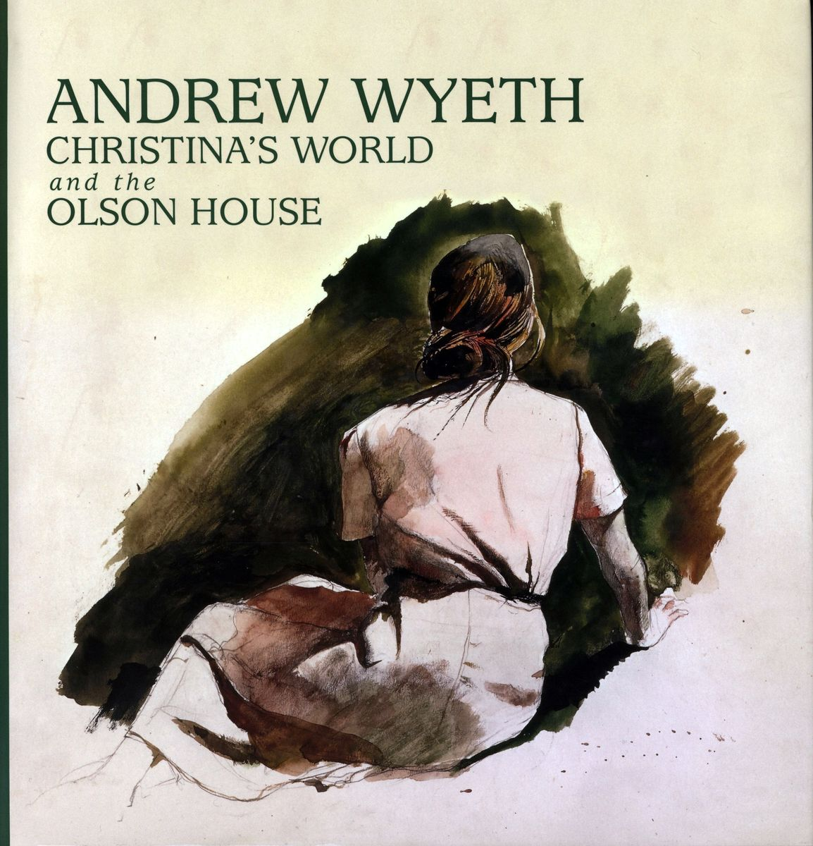 Andrew Wyeth Christina's world and the Olson House по 1 785.00 руб от изд. Rizzoli US