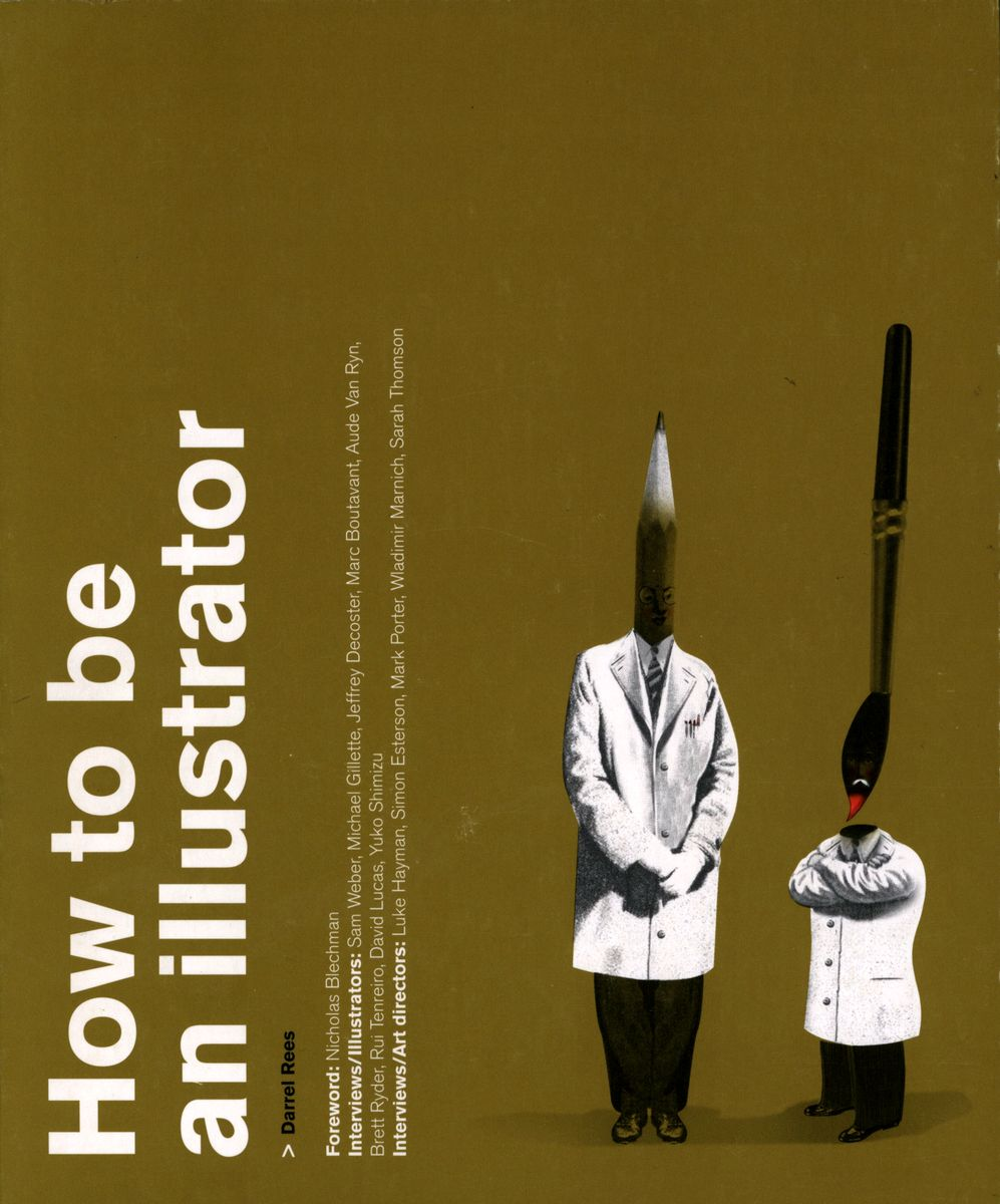 How to be an Illustrator по 1 119.00 руб от изд. Laurence King