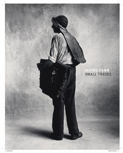 Irving Penn: Small Trades по 2 630.00 руб от изд. Getty