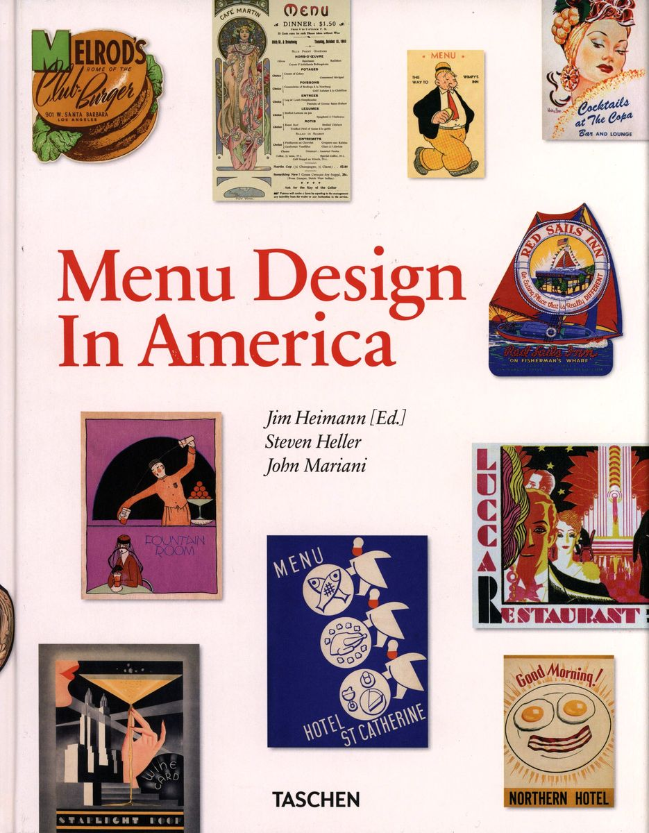 Menu Design In America по 2 992.00 руб от ScrapBerry's,США