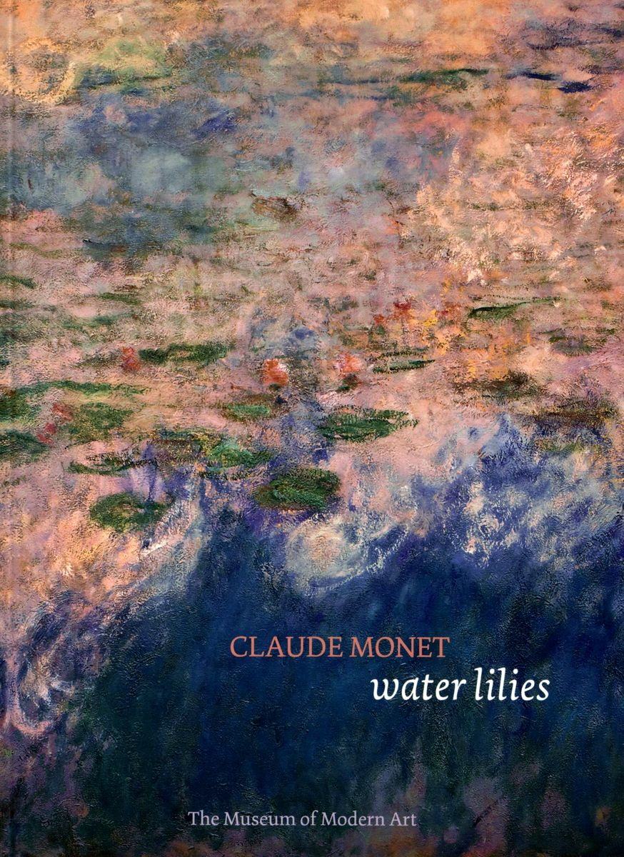 Claude Monet Water Lilies по 452.00 руб от изд. The Museum of Modern Art, New York