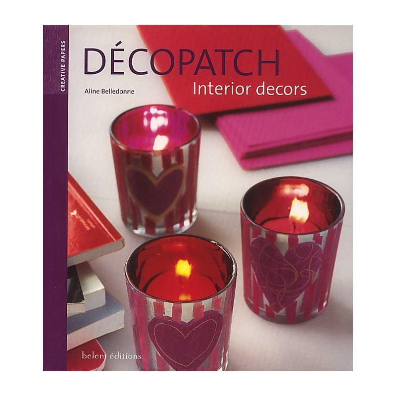 Decopatch Interior Decors англ.яз. по 299.00 руб от Decopatch
