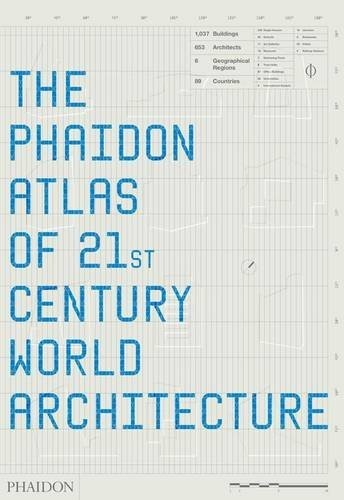 The Phaidon Atlas of 21st Century World Architecture по 7 200.00 руб от изд. Phaidon