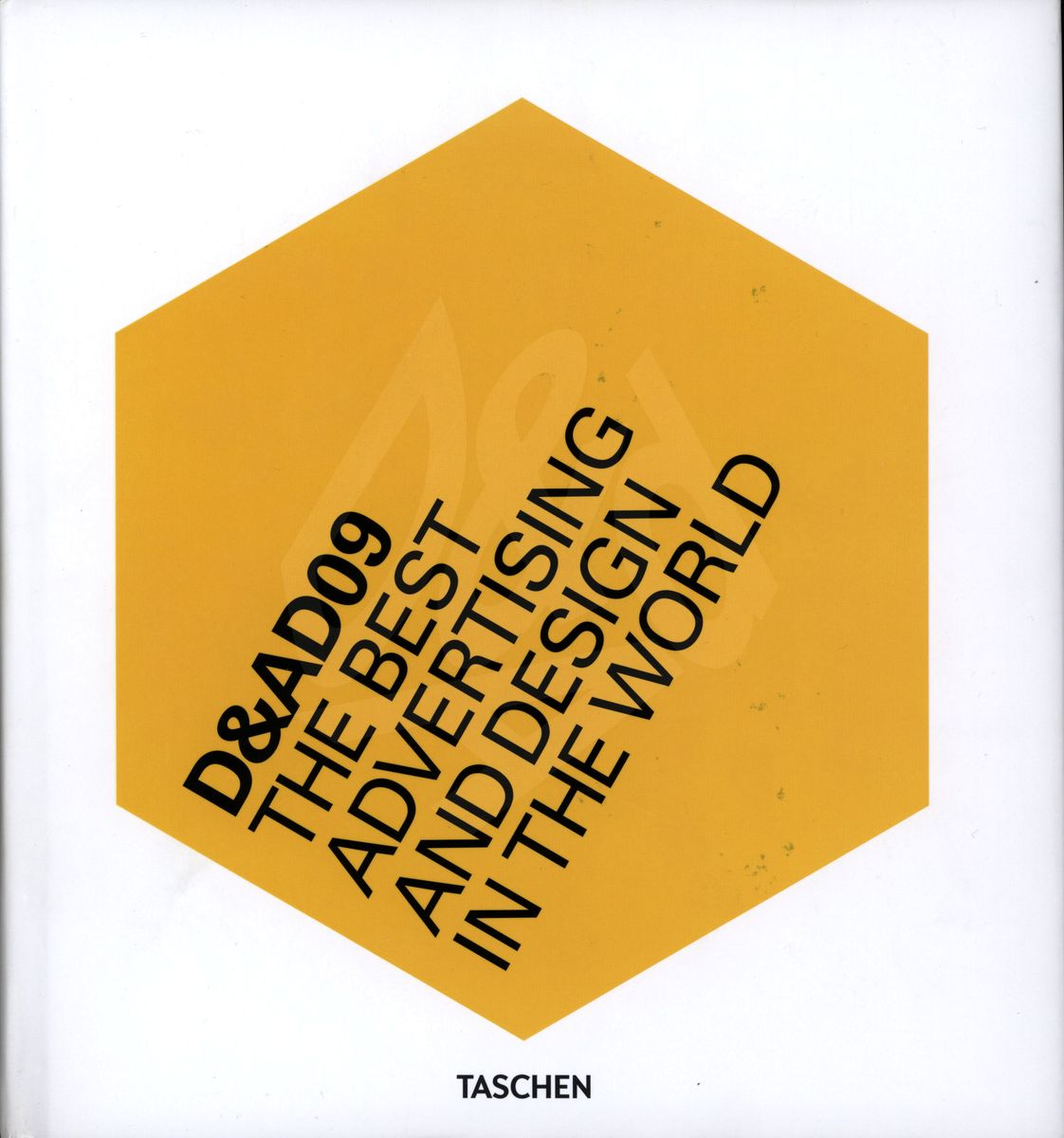 D&AD 2009. The Best Advertising and Design in the World по 1 500.00 руб от изд. Taschen