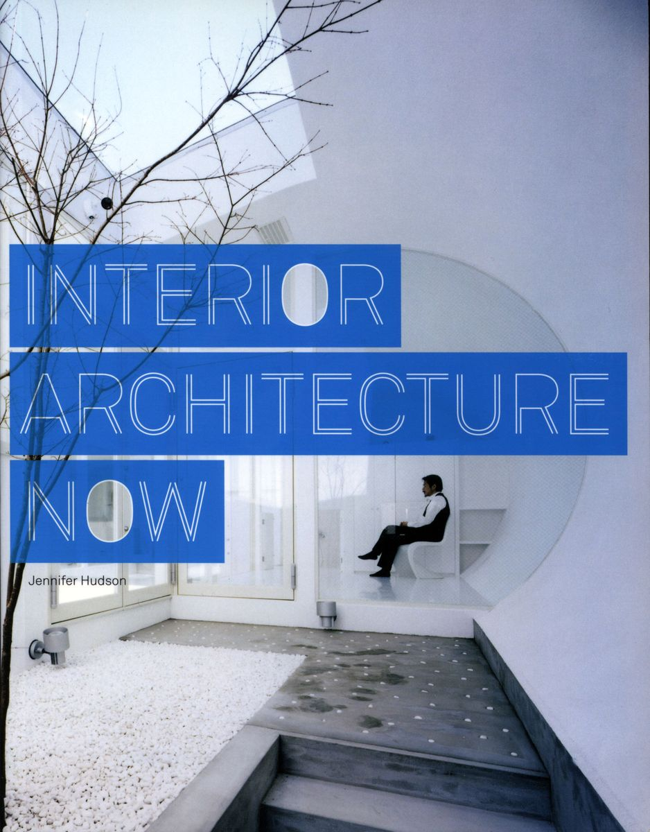 Interior Architecture Now по 1 238.00 руб от изд. Laurence King