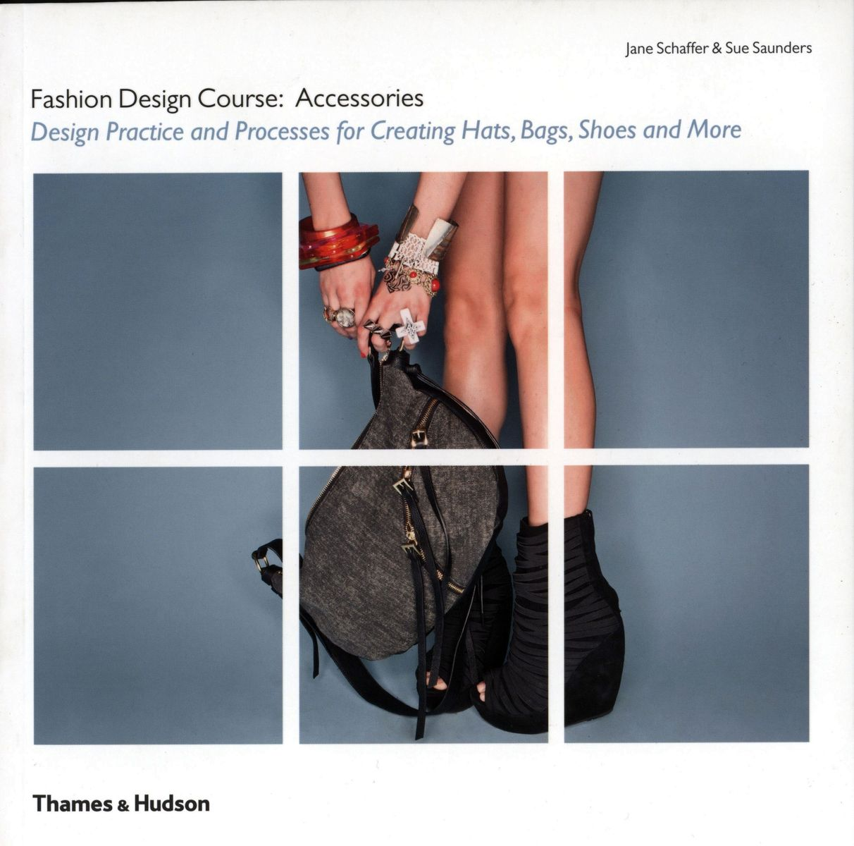 Design Practice and Processes for Creating Hats, Bags, Shoes and More по 1 107.00 руб от изд. Thames&Hudson