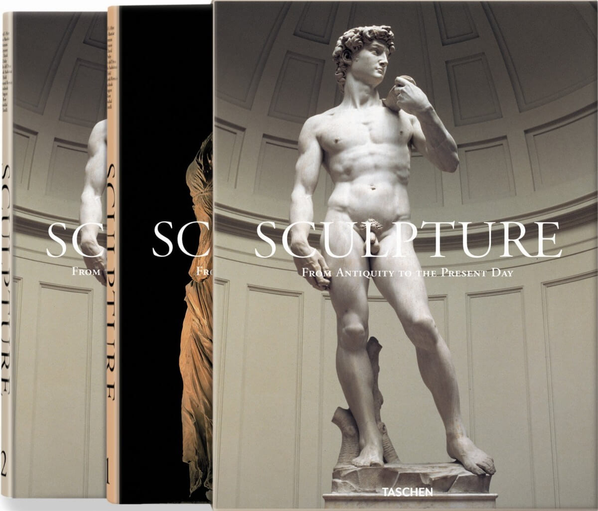 Sculpture. From Antiquity to the Present Day. 2 Vols по 2 992.00 руб от изд. Taschen