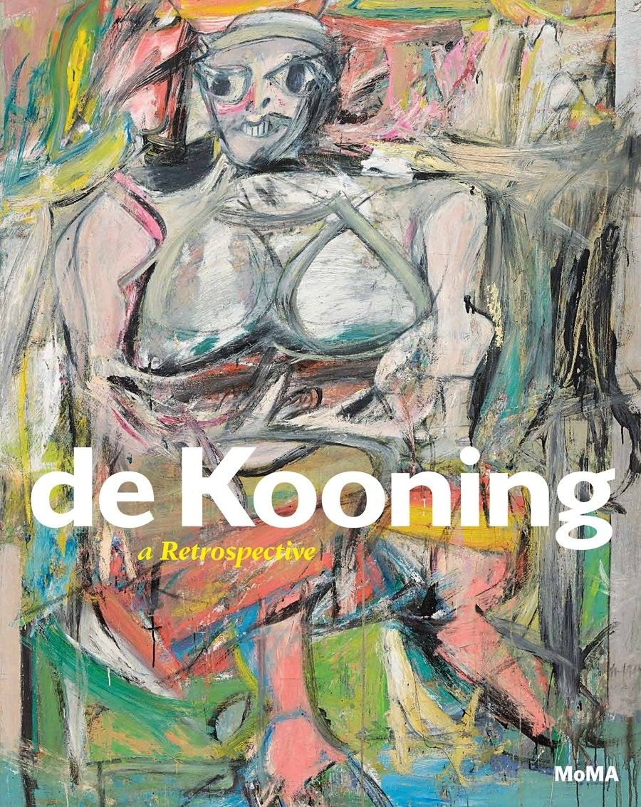 сер./De Kooning анг. по 3 120.00 руб от изд. The Museum of Modern Art, New York
