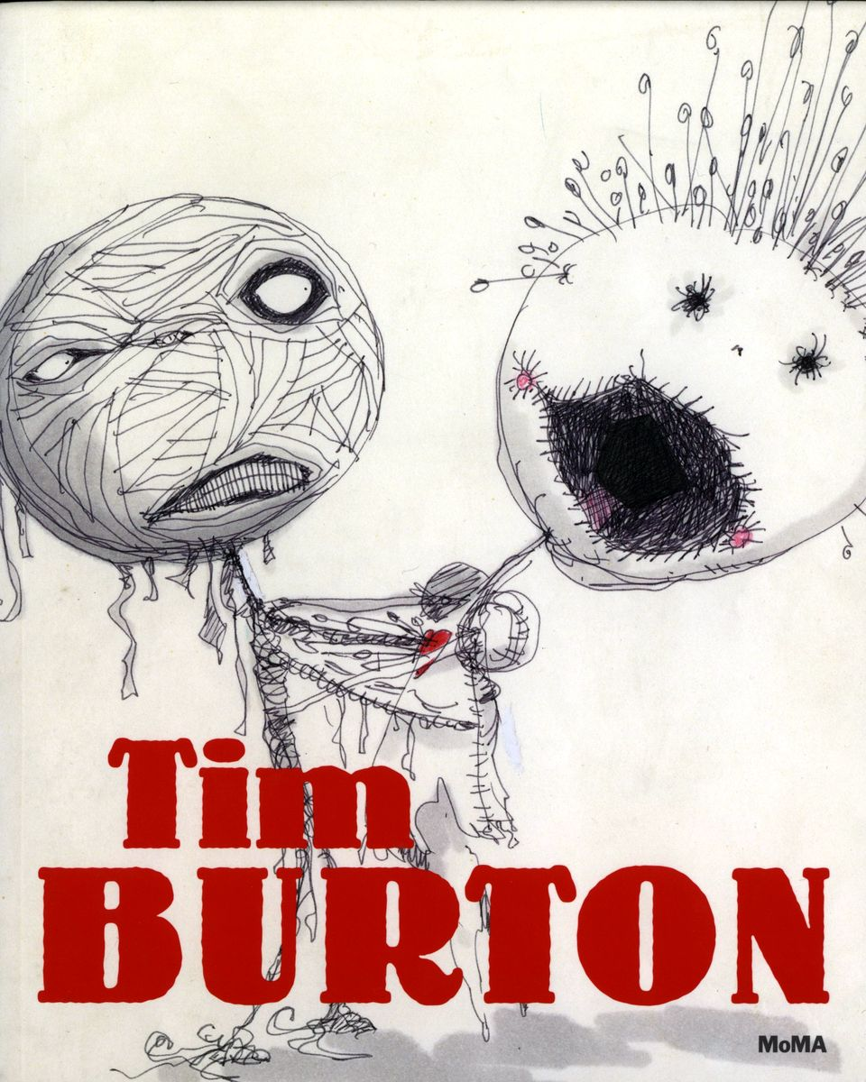Tim Burton по 881.00 руб от изд. The Museum of Modern Art, New York