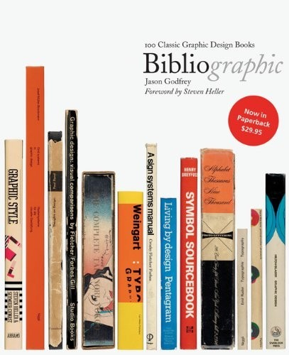 Bibliographic: 100 Classic Graphic Design Books по 1 178.00 руб от изд. Laurence King