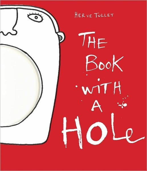 сер./The Book with a Hole авт.Tullet англ. по 702.00 руб от ScrapBerry's,США