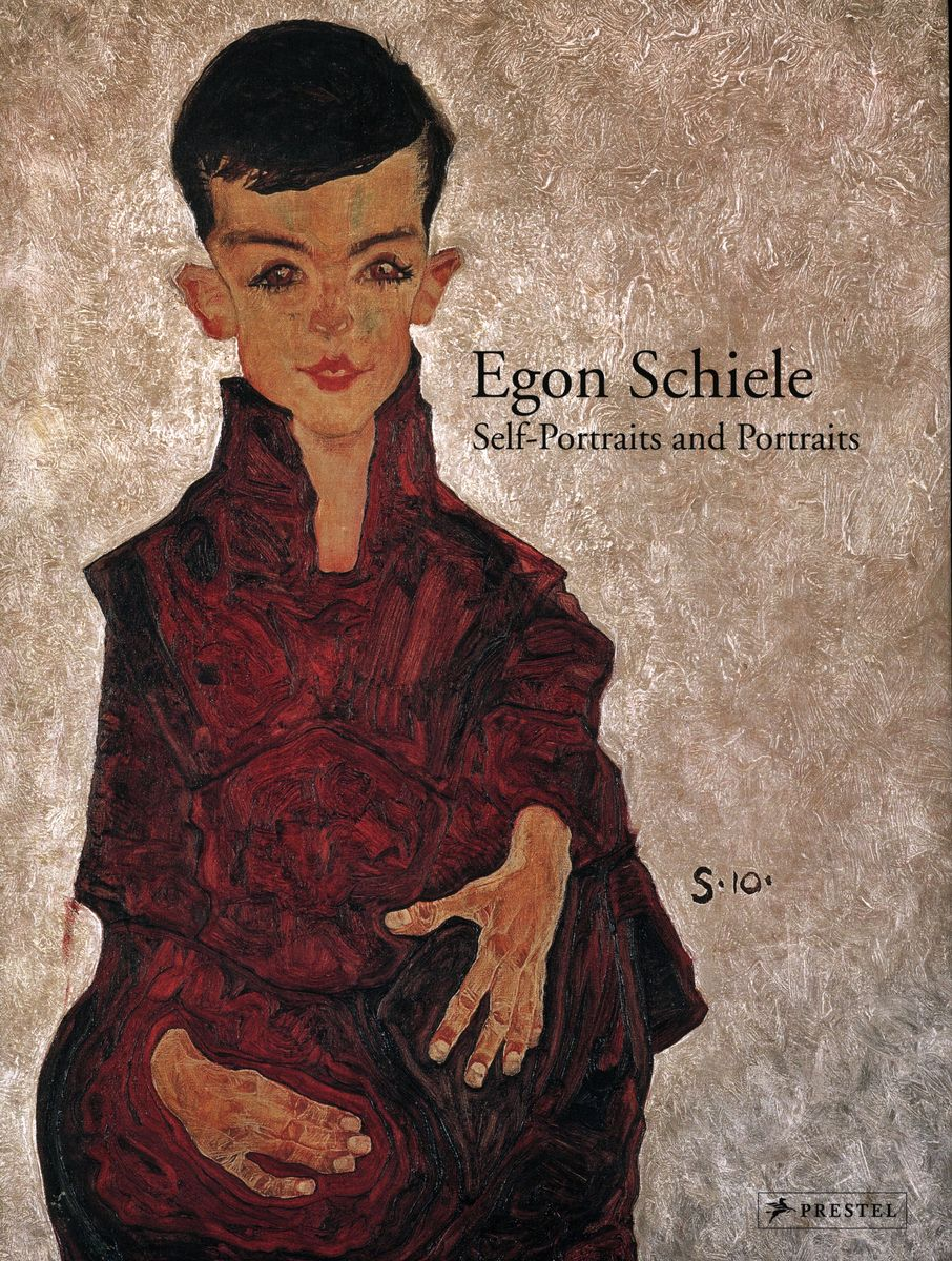 Egon Schiele. Self-Portraits and Portraits по 2 749.00 руб от изд. Prestel