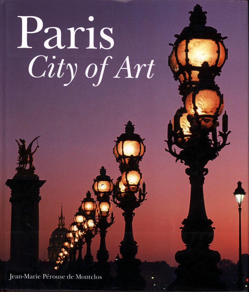 Paris: City of Art по 1 500.00 руб от изд. The Vendome Press