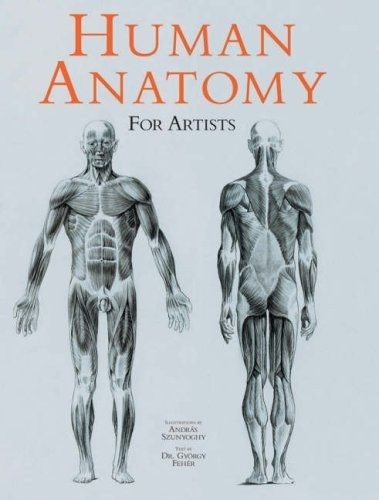 Human Anatomy for Artists по 2 160.00 руб от изд. Ullmann