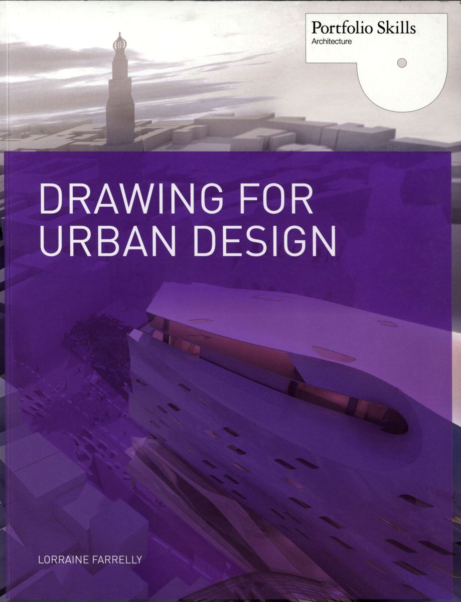 Drawing for Urban Design по 1 350.00 руб от изд. Laurence King