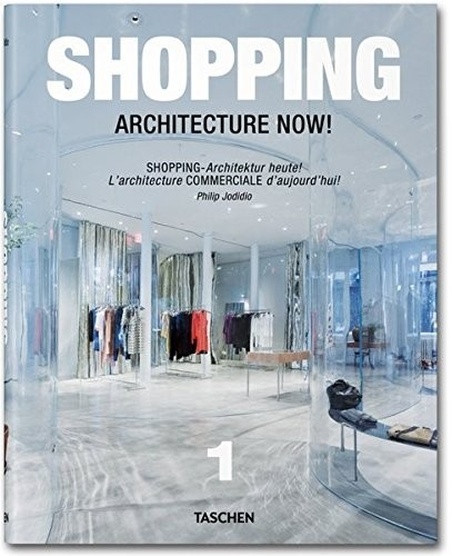 Shopping Architecture Now! по 2 244.00 руб от изд. Taschen