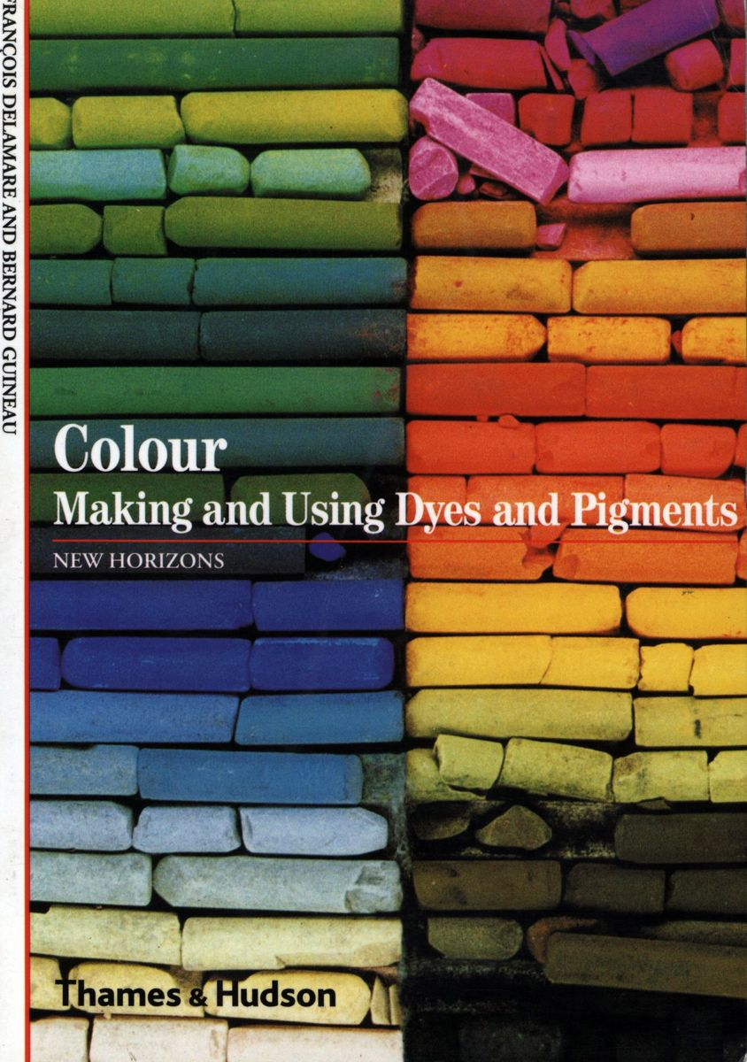 Colour. Making and Using Dyes and Pigments по 476.00 руб от изд. Thames&Hudson