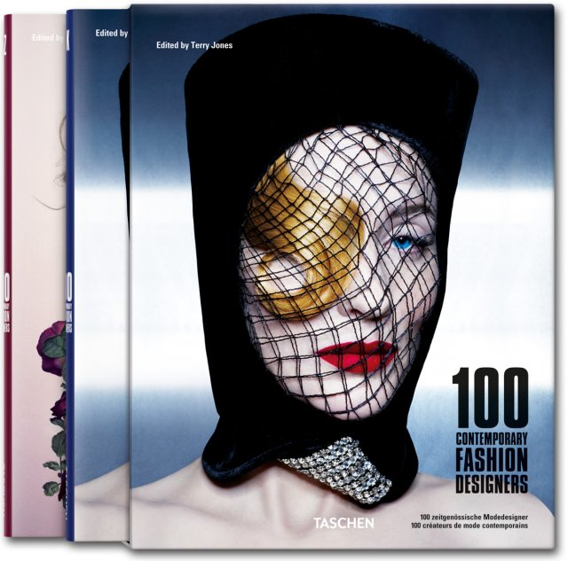100 Contemporary Fashion Designers. 2 Vols. по 0.00 руб от изд. Taschen