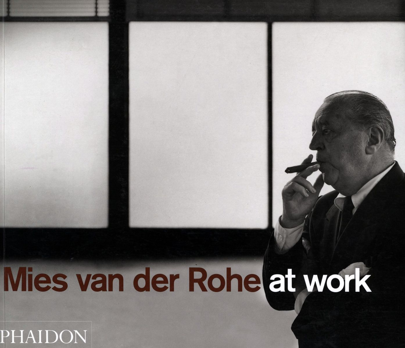 Mies van der Rohe at Work по 1 480.00 руб от изд. Phaidon