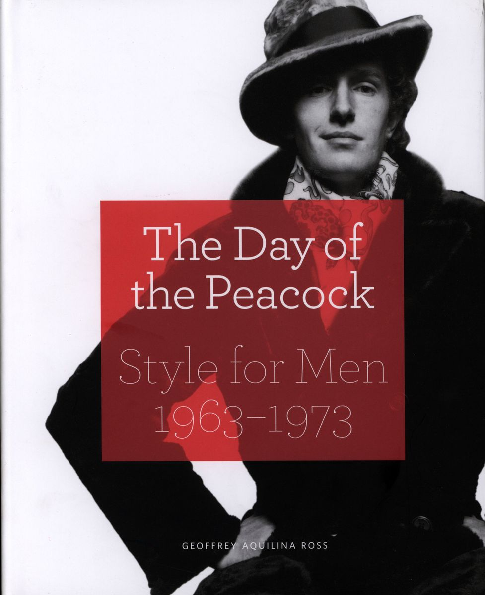 The Day of the Peacock Style for men (1963 - 1973) по 500.00 руб от изд. Yale