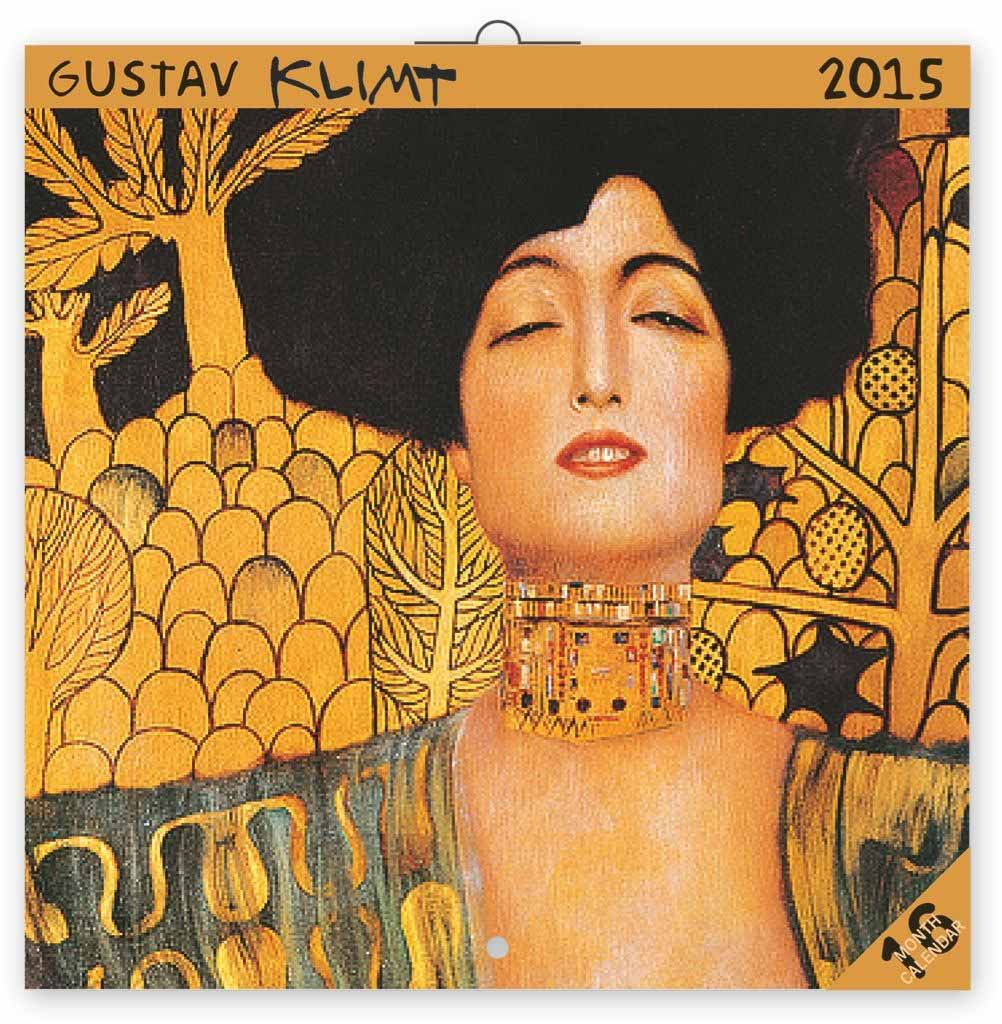 "Календарь ""Gustav Klimt"" (30x30) 2015 по 250.00 руб от Presco Publishing"