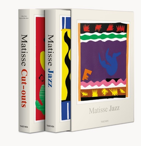 Henri Matisse: Cut-Outs and Jazz. 2 Volumes по 7 900.00 руб от изд. Taschen