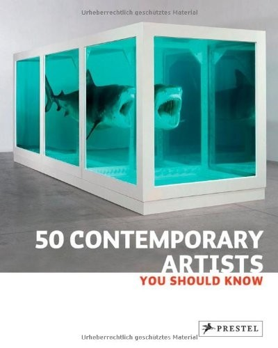 50 Contemporary Artists You Should Know по 964.00 руб от изд. Prestel
