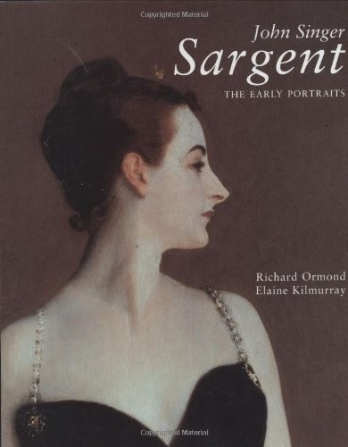 сер./John Singer Sargent, The Early Portraits авт.Ormond англ. по 2 975.00 руб от ScrapBerry's,США