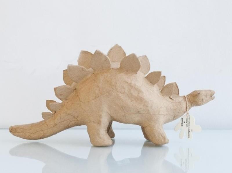 Папье-маше динозавр своими руками