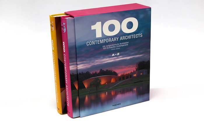 100 Contemporary Architects по 3 168.00 руб от изд. Taschen
