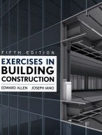 Fifth edition Exercises in building construction по 999.00 руб от изд. Wiley
