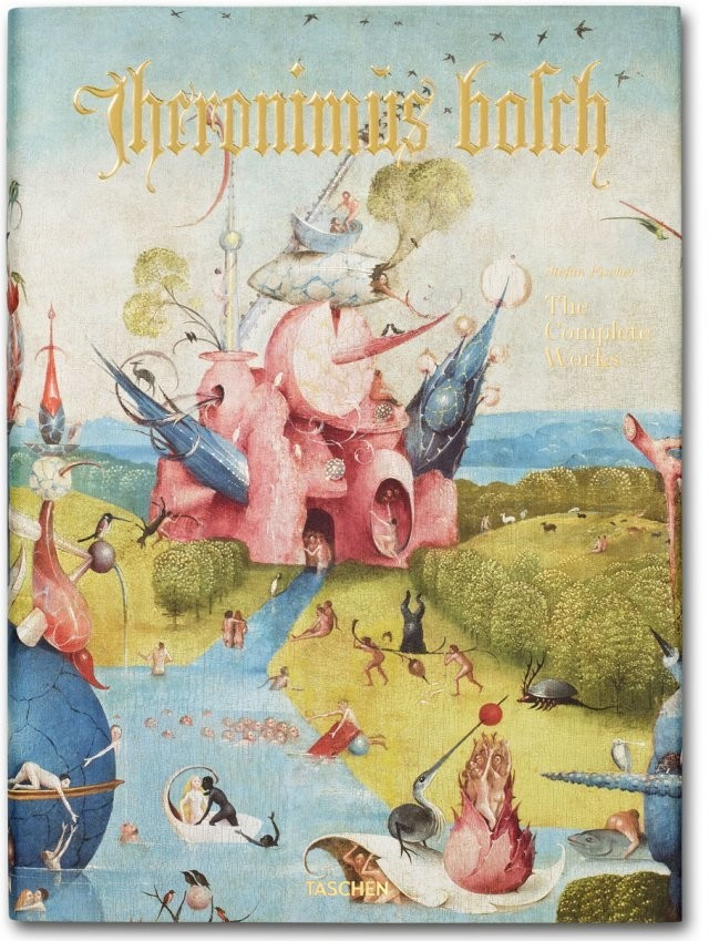 Hieronymus Bosch. Garden of Earthly Delights по 0.00 руб от изд. Prestel
