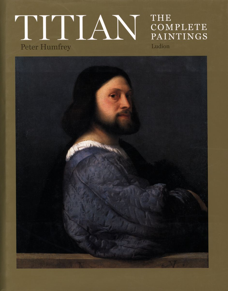 Titian. The Complete Paintings по 2 500.00 руб от изд. Ludion