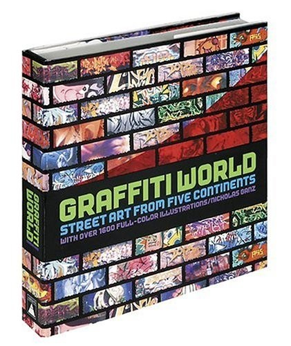 сер./Graffiti World.Street Art from 5 Continents авт. англ. по 1 297.00 руб от изд. Thames&Hudson