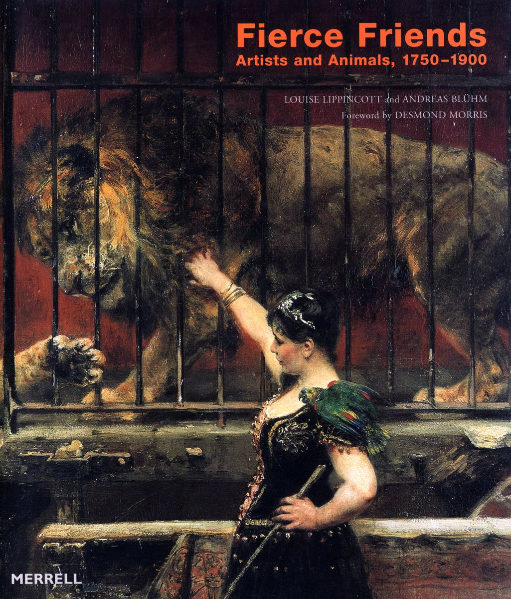 Fierce friends: Artists and Animals, 1750-1900 по 1 500.00 руб от изд. Mercatorfonds