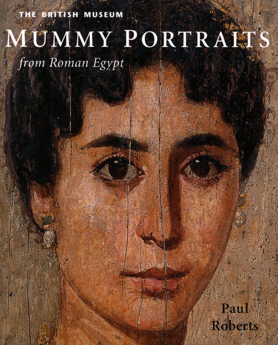 Mummy Portraits from Roman Egypt по 500.00 руб от изд. British Museum Press
