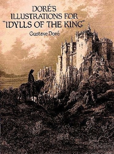 Dore's Illustrations for Idylls of the King по 524.00 руб от изд. Dover