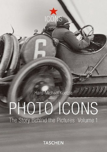 Photo Icons. The Story Behind The Pictures. Volume 1 по 0.00 руб от изд. Taschen