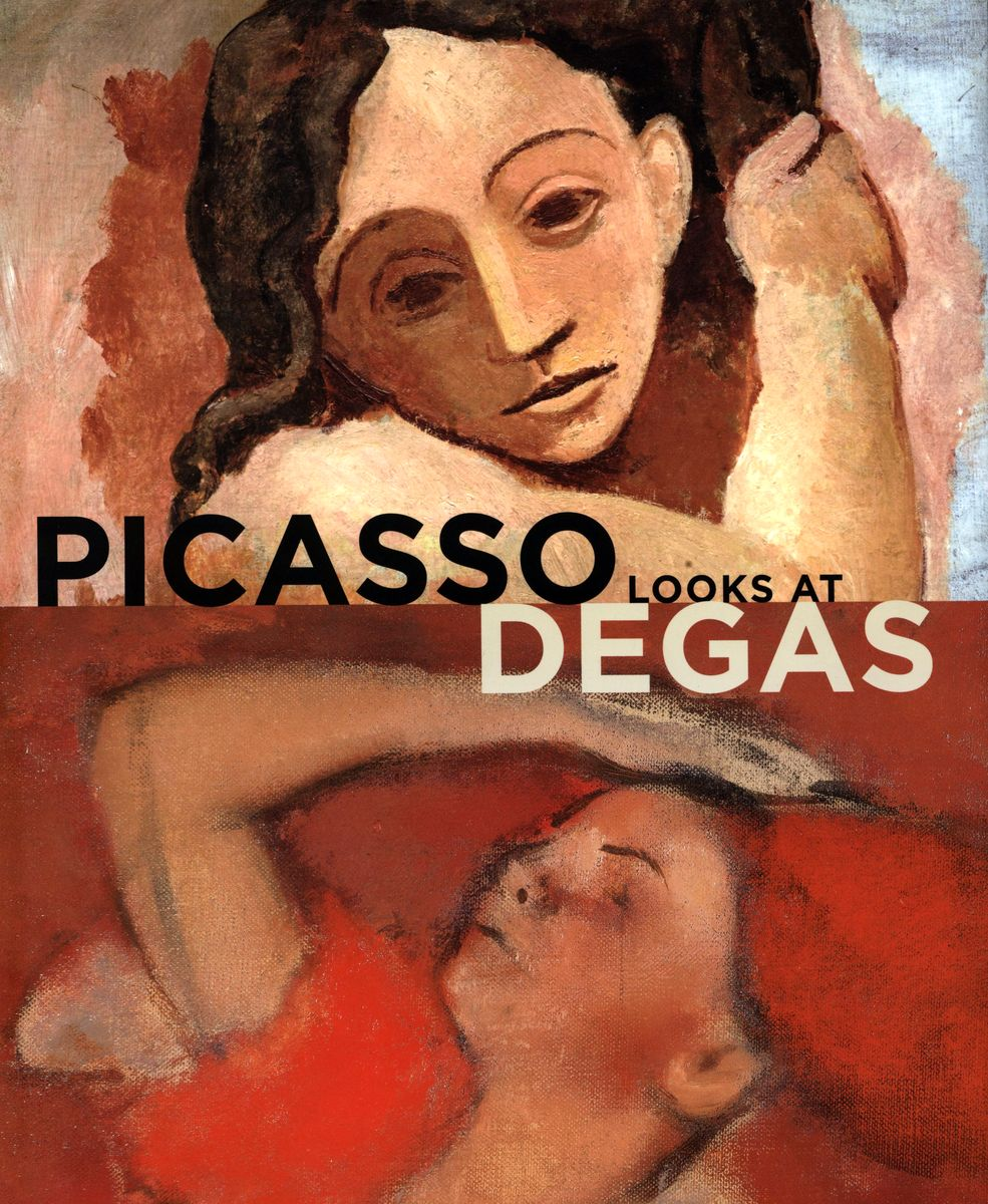 Picasso looks at Degas по 2 999.00 руб от изд. Yale