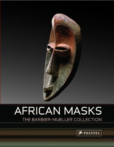 African Masks. From the Barbier-Mueller Collection по 1 035.00 руб от изд. Prestel