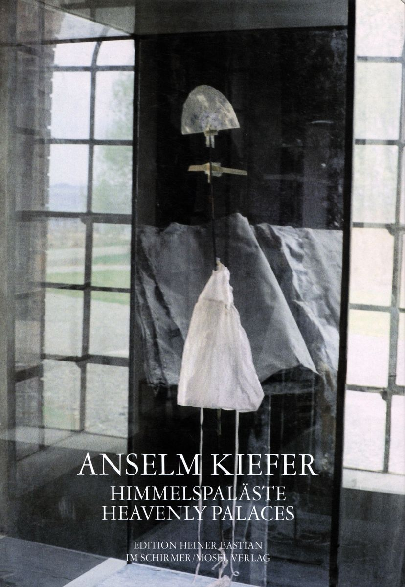 Anselm Kiefer Himmelspalaste Heavenly Palaces по 1 500.00 руб от изд. Taschen