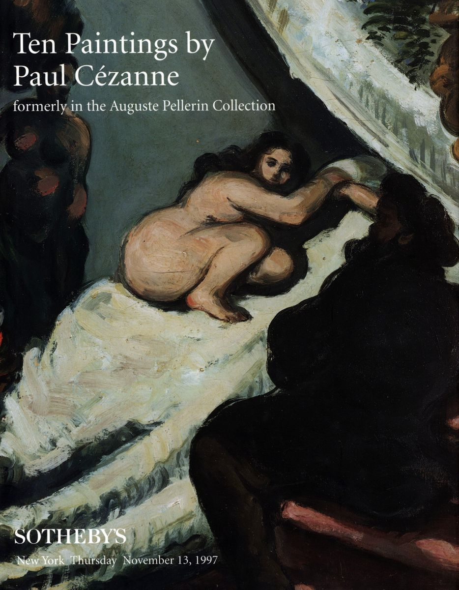 Ten Paintings by Paul Cezanne Formerly in the Auguste Pellerin Collection по 353.00 руб от изд. Sotheby s