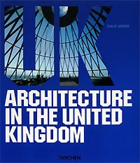 Architecture in the United Kingdom по 1 496.00 руб от изд. Taschen