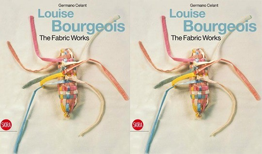 Louise Bourgeois. The Fabric Works по 4 022.00 руб от изд. Skira Editore