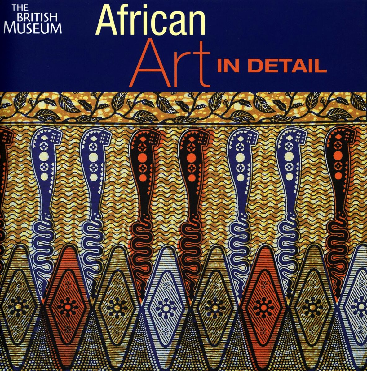 African Art in Detail по 500.00 руб от изд. British Museum Press