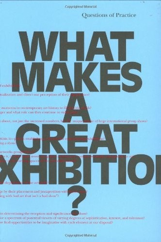 сер./What Makes a Great Exhibition? авт.Marincola P. англ. по 650.00 руб от изд. Yale