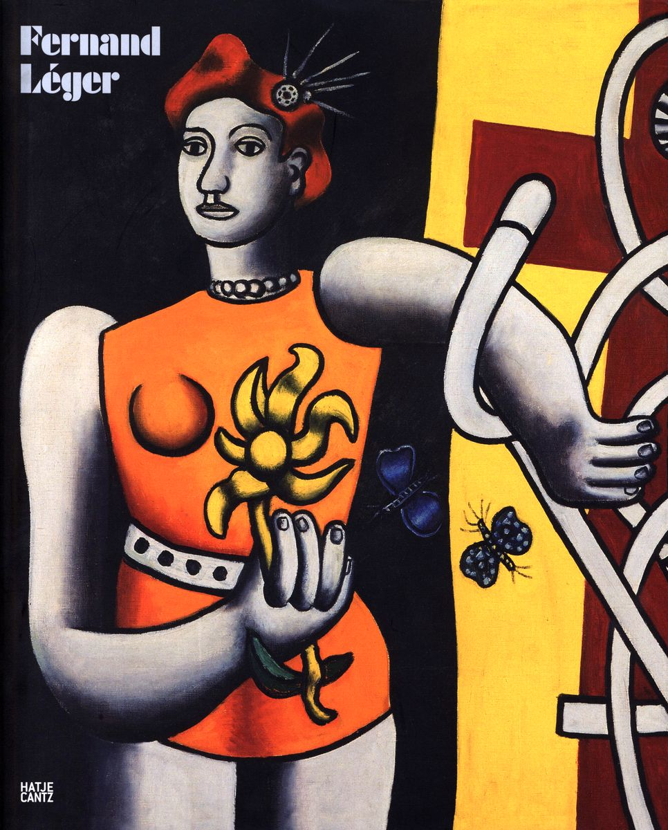 Fernand Leger. Paris - New York по 1 654.00 руб от изд. Hatje Cantz
