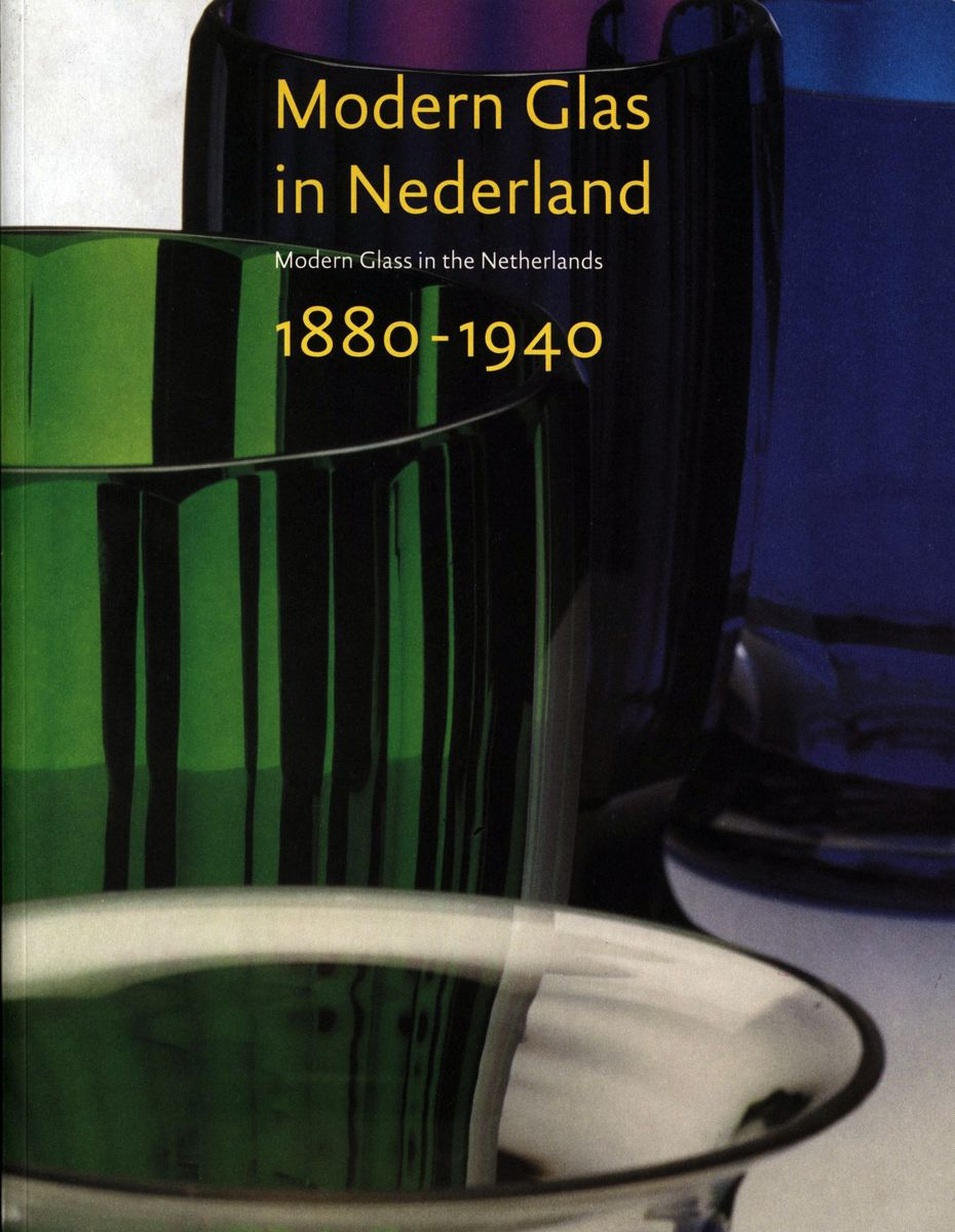 Modern Glass in the Netherlands 1880-1940 по 500.00 руб от изд. Waanders Publishers