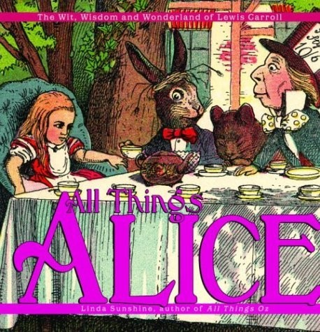 сер./All Things Alice:The Wit,Wisdom and Wonderland of Carr авт.Sunshin по 1 142.00 руб от изд. Potter